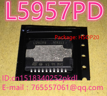 New L5957PD HSOP20 car radio multifunctional regulator car computer board chip IC chip 28203